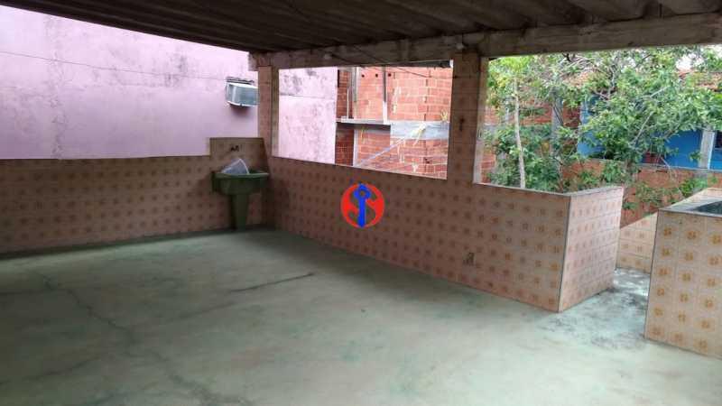 IMAGEM12 Cópia - Casa 3 quartos à venda Quintino Bocaiúva, Rio de Janeiro - R$ 220.000 - TJCA30070 - 14