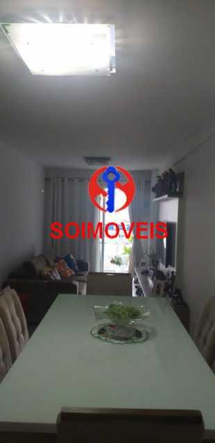 1-sl 2 - Cobertura 4 quartos à venda Tijuca, Rio de Janeiro - R$ 1.400.000 - TJCO40013 - 3