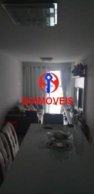1-sl2 - Cobertura 4 quartos à venda Tijuca, Rio de Janeiro - R$ 1.400.000 - TJCO40013 - 1