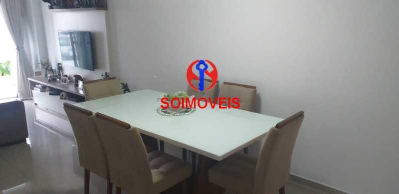1-sl5 - Cobertura 4 quartos à venda Tijuca, Rio de Janeiro - R$ 1.400.000 - TJCO40013 - 7