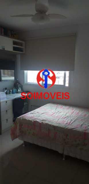 2-1qto - Cobertura 4 quartos à venda Tijuca, Rio de Janeiro - R$ 1.400.000 - TJCO40013 - 9