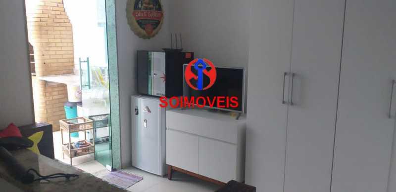 2-2qto3 - Cobertura 4 quartos à venda Tijuca, Rio de Janeiro - R$ 1.400.000 - TJCO40013 - 13
