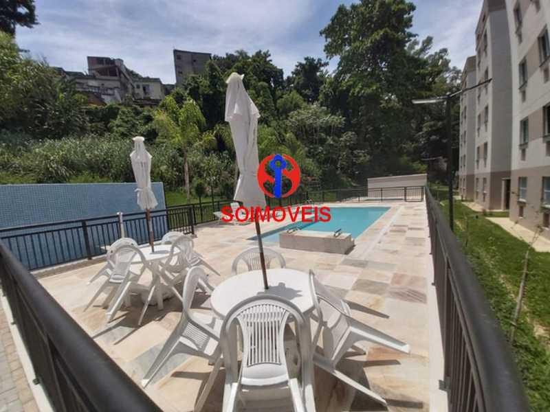 pisc - Apartamento 2 quartos à venda Engenho Novo, Rio de Janeiro - R$ 210.000 - TJAP21314 - 11