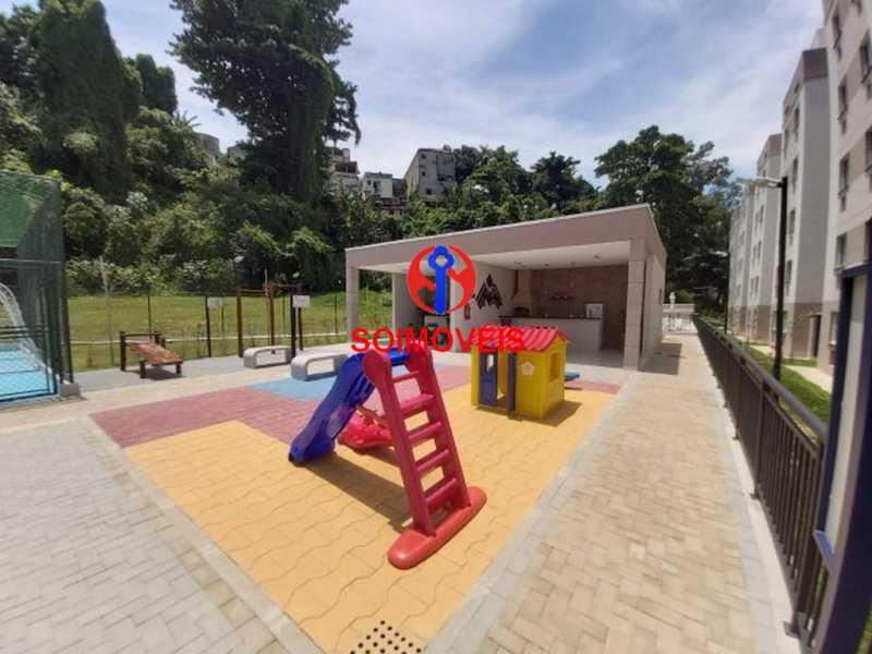 lazer - Apartamento 2 quartos à venda Engenho Novo, Rio de Janeiro - R$ 210.000 - TJAP21314 - 12