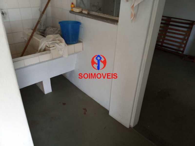 ar - Casa de Vila 3 quartos à venda Engenho Novo, Rio de Janeiro - R$ 270.000 - TJCV30067 - 16