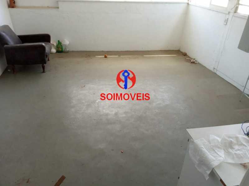 qt - Casa de Vila 3 quartos à venda Engenho Novo, Rio de Janeiro - R$ 270.000 - TJCV30067 - 8