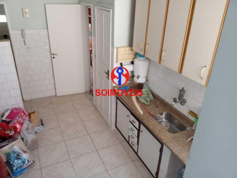 cz - Casa de Vila 3 quartos à venda Engenho Novo, Rio de Janeiro - R$ 270.000 - TJCV30067 - 12