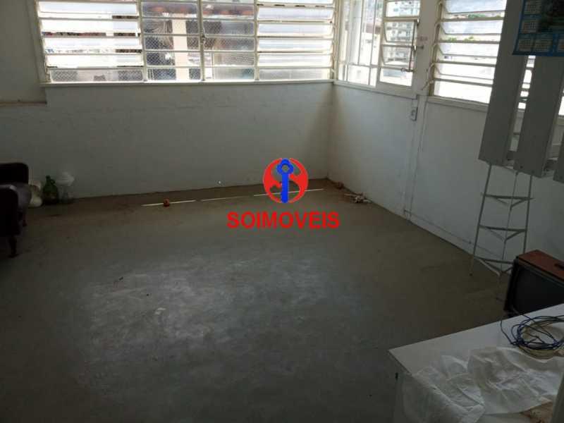 qt - Casa de Vila 3 quartos à venda Engenho Novo, Rio de Janeiro - R$ 270.000 - TJCV30067 - 7