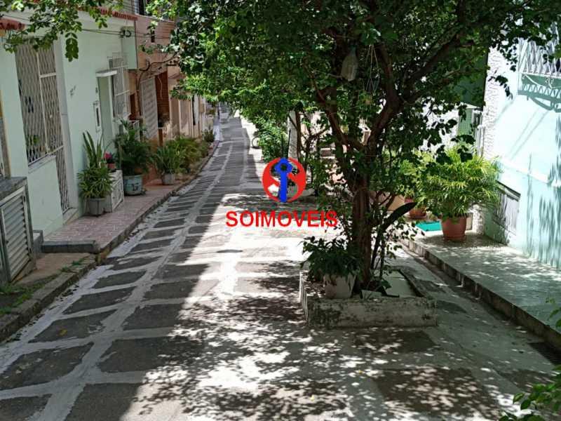vila - Casa de Vila 3 quartos à venda Engenho Novo, Rio de Janeiro - R$ 270.000 - TJCV30067 - 1