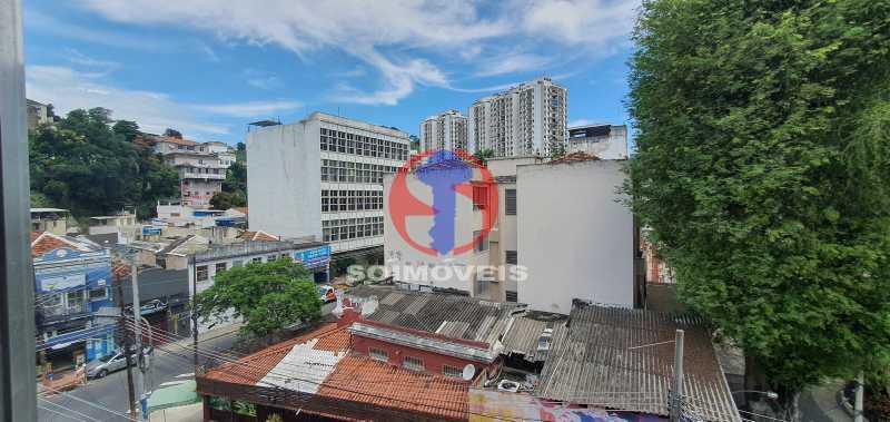 VISTA - Apartamento 2 quartos à venda Rio Comprido, Rio de Janeiro - R$ 270.000 - TJAP21321 - 1