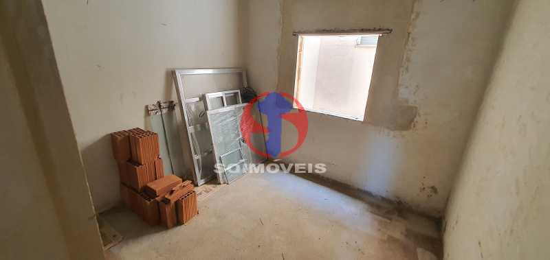 QUARTO 2 - Apartamento 2 quartos à venda Rio Comprido, Rio de Janeiro - R$ 270.000 - TJAP21321 - 15