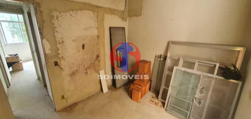 QUARTO 2 - Apartamento 2 quartos à venda Rio Comprido, Rio de Janeiro - R$ 270.000 - TJAP21321 - 16