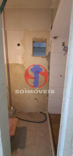 BANHEIRO - Apartamento 2 quartos à venda Rio Comprido, Rio de Janeiro - R$ 270.000 - TJAP21321 - 18