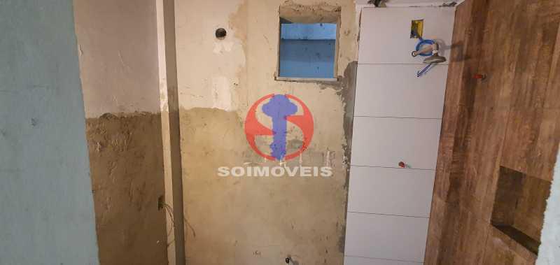 BANHEIRO - Apartamento 2 quartos à venda Rio Comprido, Rio de Janeiro - R$ 270.000 - TJAP21321 - 20