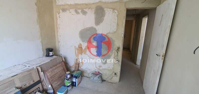 QUARTO 1 - Apartamento 2 quartos à venda Rio Comprido, Rio de Janeiro - R$ 270.000 - TJAP21321 - 13