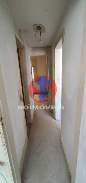CORREDOR - Apartamento 2 quartos à venda Rio Comprido, Rio de Janeiro - R$ 270.000 - TJAP21321 - 22