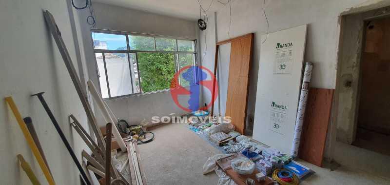 SALA - Apartamento 2 quartos à venda Rio Comprido, Rio de Janeiro - R$ 270.000 - TJAP21321 - 5