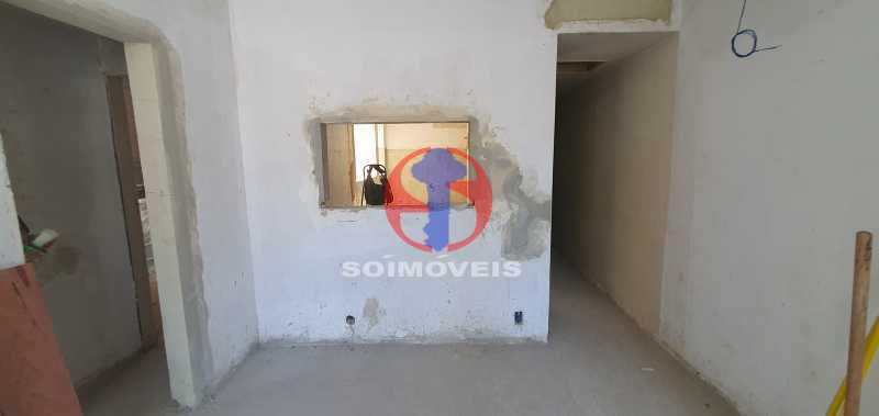SALA COZINHA E CORREDOR - Apartamento 2 quartos à venda Rio Comprido, Rio de Janeiro - R$ 270.000 - TJAP21321 - 7