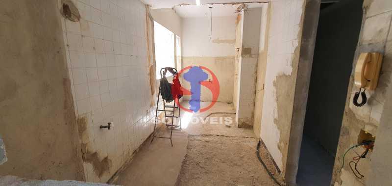 COZINHA - Apartamento 2 quartos à venda Rio Comprido, Rio de Janeiro - R$ 270.000 - TJAP21321 - 8