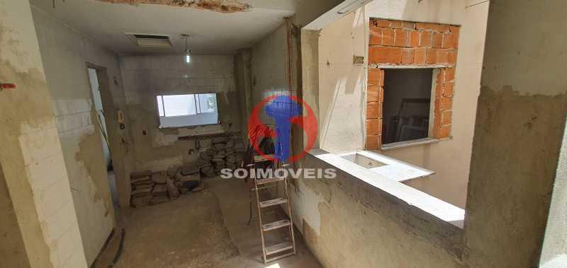 COZINHA - Apartamento 2 quartos à venda Rio Comprido, Rio de Janeiro - R$ 270.000 - TJAP21321 - 9