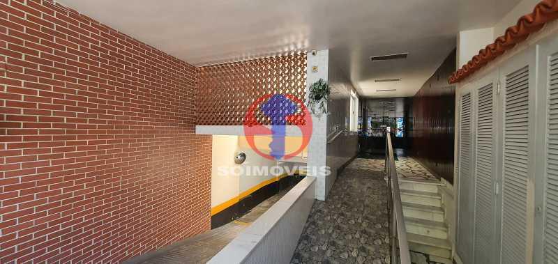 HALL DE ENTRADA  - Apartamento 2 quartos à venda Rio Comprido, Rio de Janeiro - R$ 270.000 - TJAP21321 - 3
