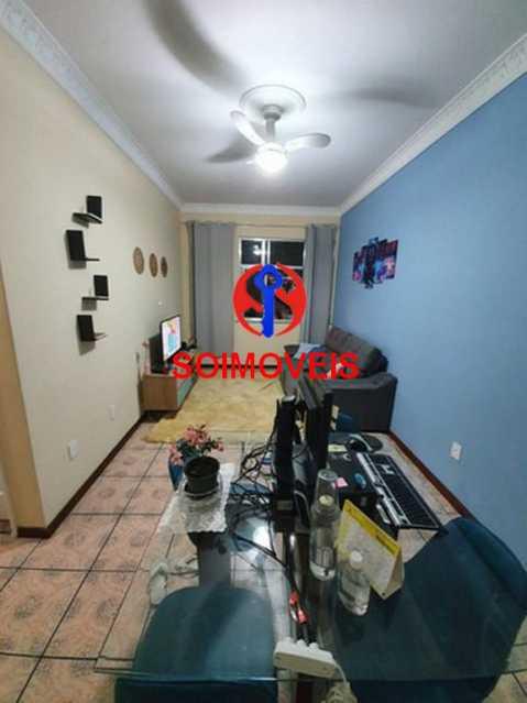 sl - Apartamento 2 quartos à venda Maracanã, Rio de Janeiro - R$ 380.000 - TJAP21324 - 3