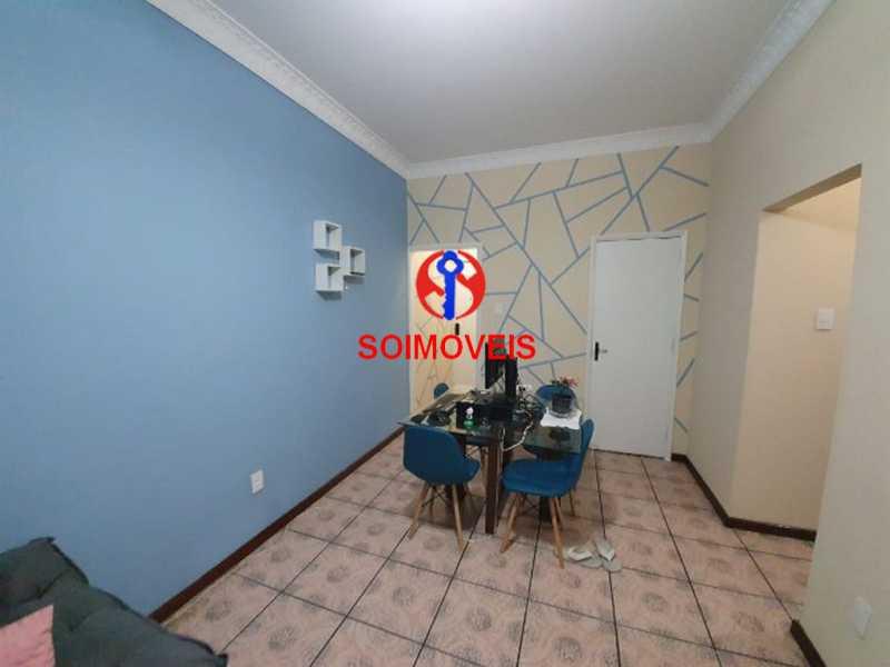 sl - Apartamento 2 quartos à venda Maracanã, Rio de Janeiro - R$ 380.000 - TJAP21324 - 4