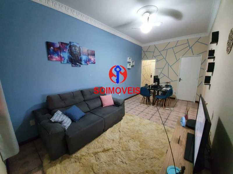 sl - Apartamento 2 quartos à venda Maracanã, Rio de Janeiro - R$ 380.000 - TJAP21324 - 1