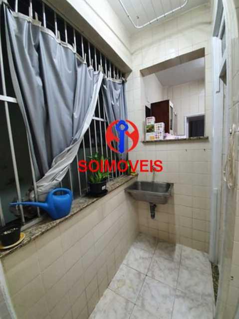 ar - Apartamento 2 quartos à venda Maracanã, Rio de Janeiro - R$ 380.000 - TJAP21324 - 16