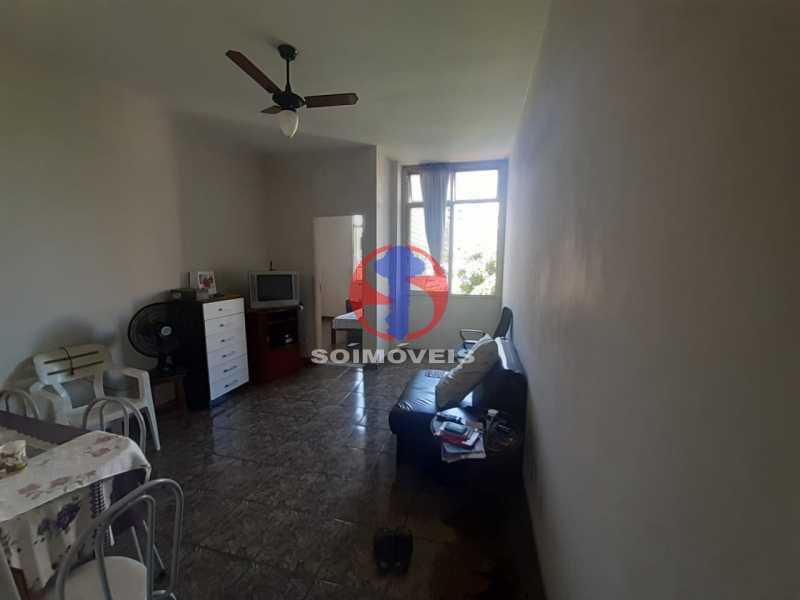 sl - Apartamento 1 quarto à venda Tijuca, Rio de Janeiro - R$ 240.000 - TJAP10297 - 5