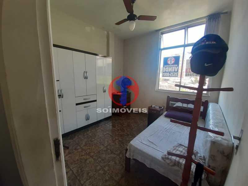 qt - Apartamento 1 quarto à venda Tijuca, Rio de Janeiro - R$ 240.000 - TJAP10297 - 10