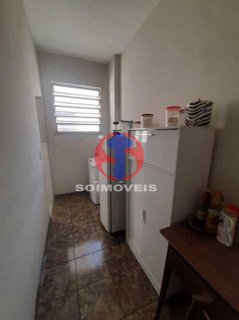 dep - Apartamento 1 quarto à venda Tijuca, Rio de Janeiro - R$ 240.000 - TJAP10297 - 22
