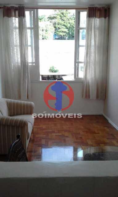 SL - Apartamento 1 quarto à venda Rio Comprido, Rio de Janeiro - R$ 305.000 - TJAP10298 - 1