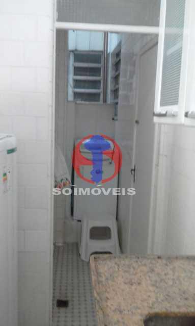 CZ - Apartamento 1 quarto à venda Rio Comprido, Rio de Janeiro - R$ 305.000 - TJAP10298 - 12