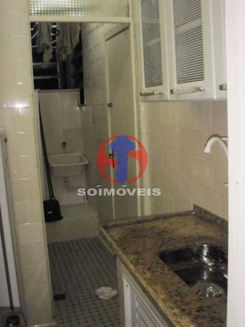 CZ - Apartamento 1 quarto à venda Rio Comprido, Rio de Janeiro - R$ 305.000 - TJAP10298 - 9