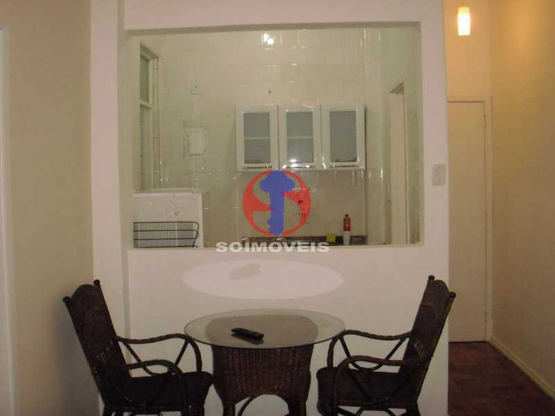 SL - Apartamento 1 quarto à venda Rio Comprido, Rio de Janeiro - R$ 305.000 - TJAP10298 - 4