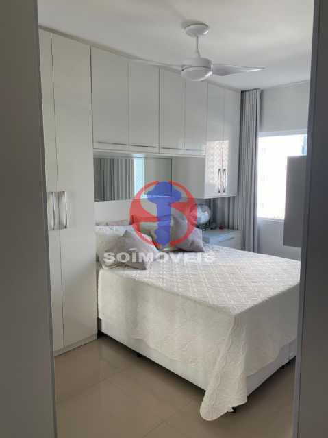 Suíte - Apartamento 2 quartos à venda Grajaú, Rio de Janeiro - R$ 580.000 - TJAP21425 - 8