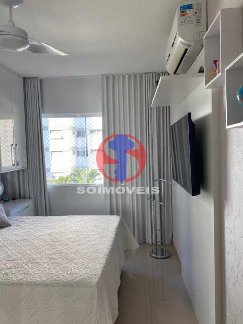 Suíte - Apartamento 2 quartos à venda Grajaú, Rio de Janeiro - R$ 580.000 - TJAP21425 - 9