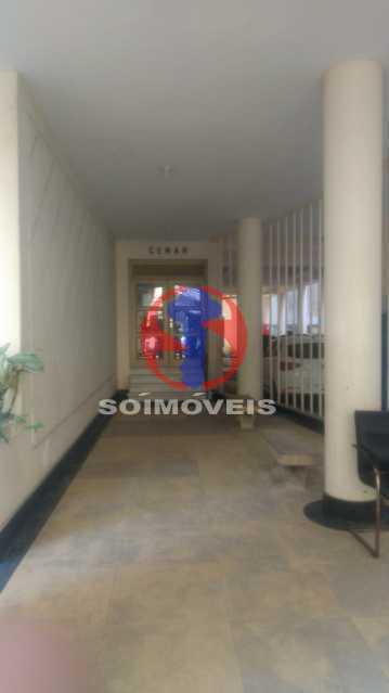 Entrada - Apartamento 2 quartos à venda Grajaú, Rio de Janeiro - R$ 400.000 - TJAP21335 - 1