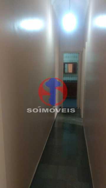Circulação - Apartamento 2 quartos à venda Grajaú, Rio de Janeiro - R$ 400.000 - TJAP21335 - 7