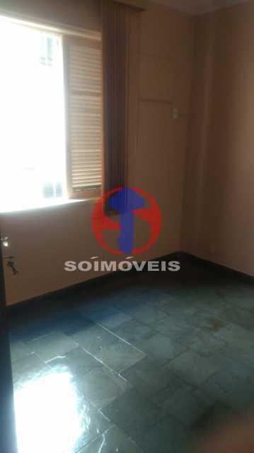 Quarto 1 - Apartamento 2 quartos à venda Grajaú, Rio de Janeiro - R$ 400.000 - TJAP21335 - 8