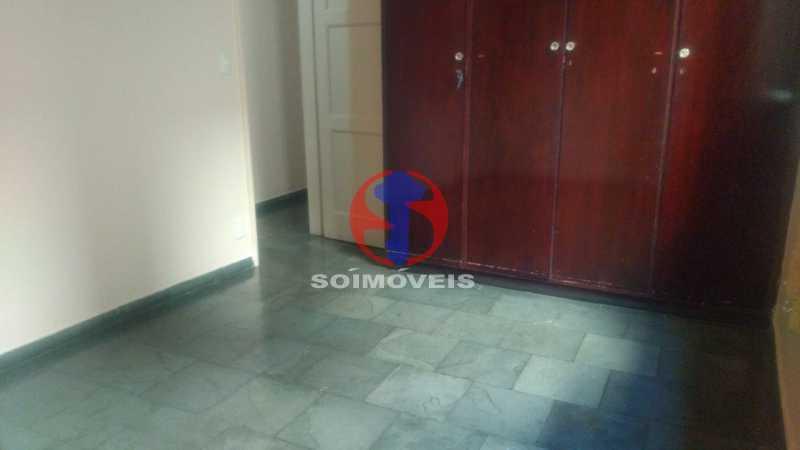 Quarto 1 - Apartamento 2 quartos à venda Grajaú, Rio de Janeiro - R$ 400.000 - TJAP21335 - 9