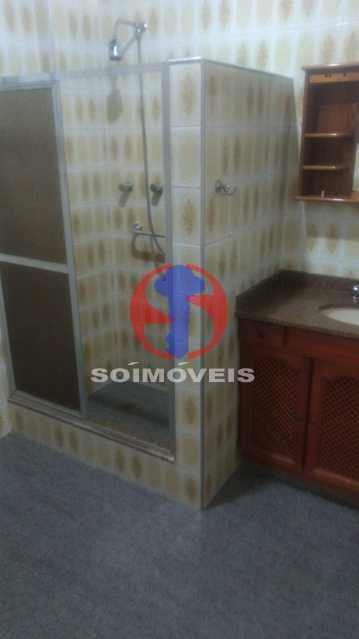 Banheiro - Apartamento 2 quartos à venda Grajaú, Rio de Janeiro - R$ 400.000 - TJAP21335 - 10