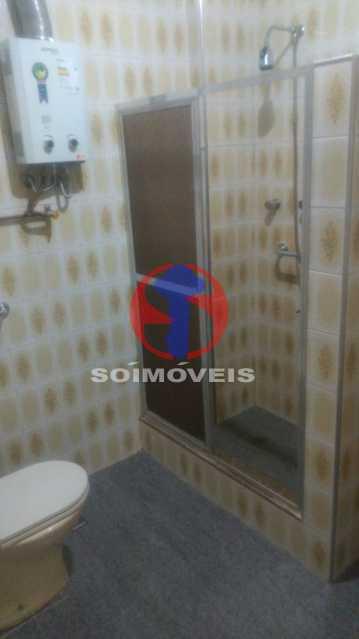 Banheiro - Apartamento 2 quartos à venda Grajaú, Rio de Janeiro - R$ 400.000 - TJAP21335 - 11