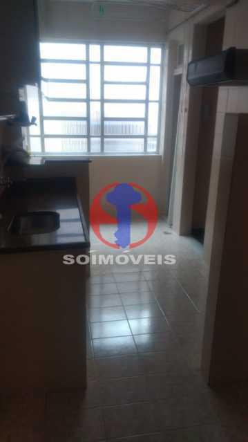 Cozinha - Apartamento 2 quartos à venda Grajaú, Rio de Janeiro - R$ 400.000 - TJAP21335 - 14