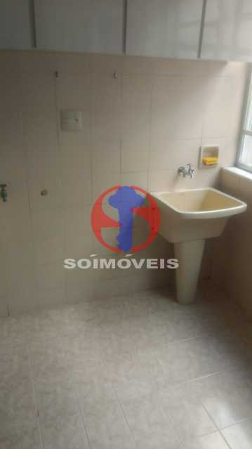 Área - Apartamento 2 quartos à venda Grajaú, Rio de Janeiro - R$ 400.000 - TJAP21335 - 15