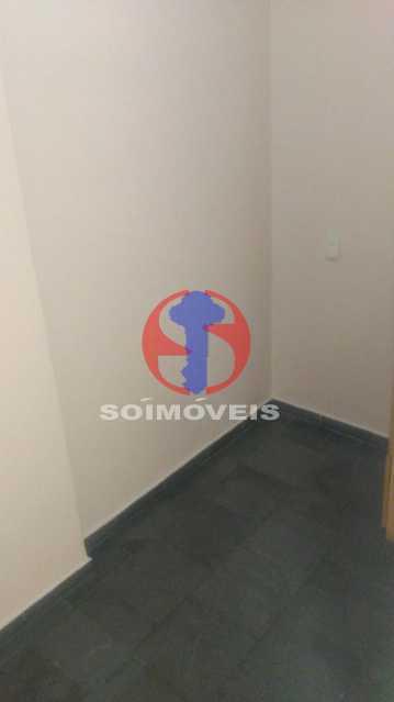 Dependência Completa - Apartamento 2 quartos à venda Grajaú, Rio de Janeiro - R$ 400.000 - TJAP21335 - 16