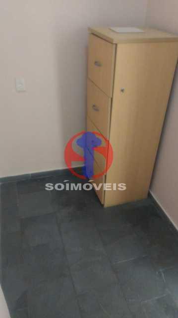 Dependência Completa - Apartamento 2 quartos à venda Grajaú, Rio de Janeiro - R$ 400.000 - TJAP21335 - 17