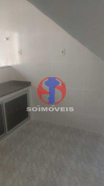 Cozinha - Apartamento 2 quartos à venda Engenho Novo, Rio de Janeiro - R$ 330.000 - TJAP21329 - 3