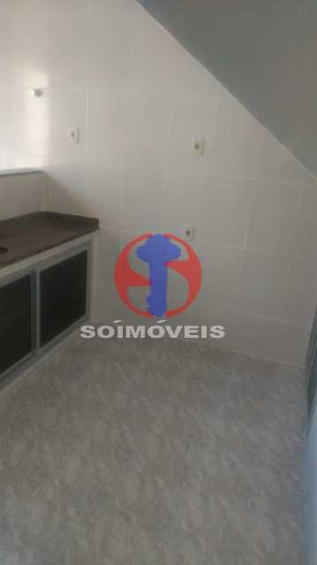 Cozinha - Apartamento 2 quartos à venda Engenho Novo, Rio de Janeiro - R$ 330.000 - TJAP21329 - 5